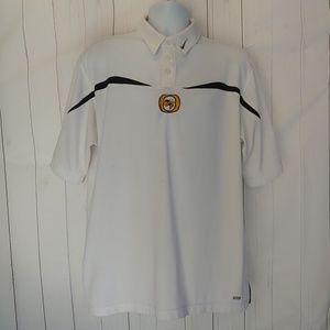 Nike Georgia Tech Embroidered Men's Polo Shirt